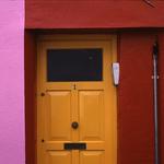 Galway Door