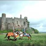 Ghostly Jousters
