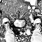 just me and my Chucks