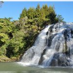Karangahake Waterfall NZ
