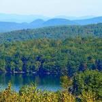 Western Maine Lake