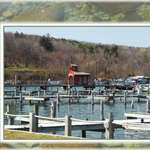 Lake Seneca Marina, New York