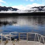 Cruising Lake Te Anau