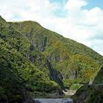Manawatu Gorge - New Zealand