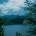 Rocky Mountain National Park 1956