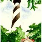 Light House St Augustin FL