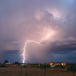 Lightning Out Back