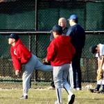 Little League Practice