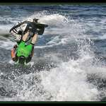 Jet ski rider