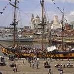 Albert Dock Panorama ..