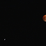 Lunar Eclipse - Moon 3
