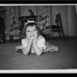 Me at three years old!
