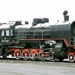 Locomotive from the past time