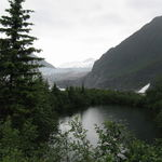 Mendenhall Lake 