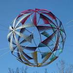 Hastings Globe Sculpture