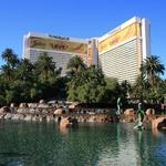 Mirage casino  Las Vegas New Years Day