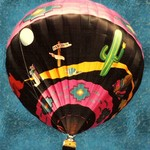 New Mexico balloon