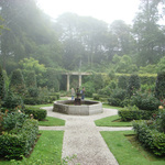 Misty view at Trevano Gardens