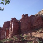 Monoliths of Sedona