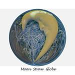 Moon Straw Globe