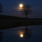 Magic Moonlight Reflection
