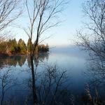 Moring Lake Mist