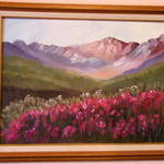 Mountain View-painting