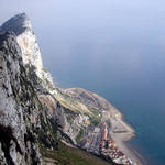From the top of Gibraltar
