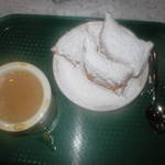 Cafe and Beignets