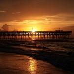 Ocean Pier Sunrise