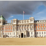 Old Admiralty House, London, England.