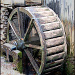Olde Mill Wheel