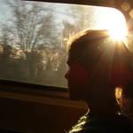 On the Train to NY