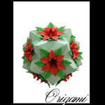 Origami Flowerpot