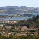 Coromandel east coast North Island New Zealand.