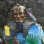 Egyptian Float