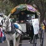 Mardi Gras Chuck Wagon