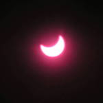 Partial Solar Eclipse New Zealand