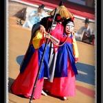 Korean dancers 6