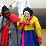 Hahoe Mask Dance 9