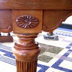 Antique Piano Detail 4