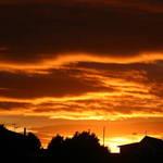 Silloutte Sunset. '06'