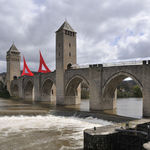 Pont Valentr in Cahors