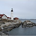 Portland Headlight