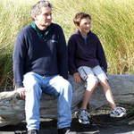 Liam With Grandad