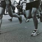 powerful running legs
