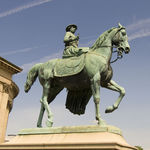 Queen Victoria .....