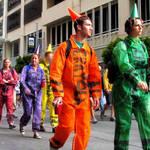 Crayon Parade
