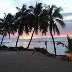 Raro Sunset  #1
