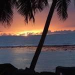 Raro Sunset  #2